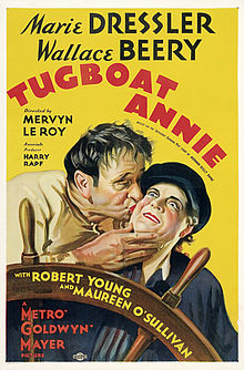 tugboat annie poster